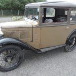 classic car loan project, 1934 Austin 7 saloon, Austin, vintage, classic