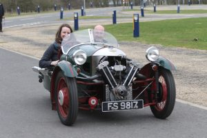 classic car loan project, Morgan 1934, super sports morgan, vintage, classic, 3 Wheeler