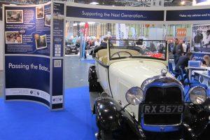 Classic Car Loan Project, Birmingham NEC, Ford