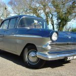 classic car loan project, Vauxhall Victor 1960, vauxhall, vintage, classic